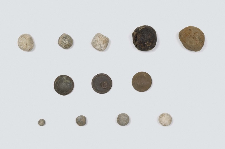 Findings from the battlefield at Vellinghausen (1761), Welver